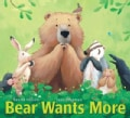 Bear Wants More (Hardcover)