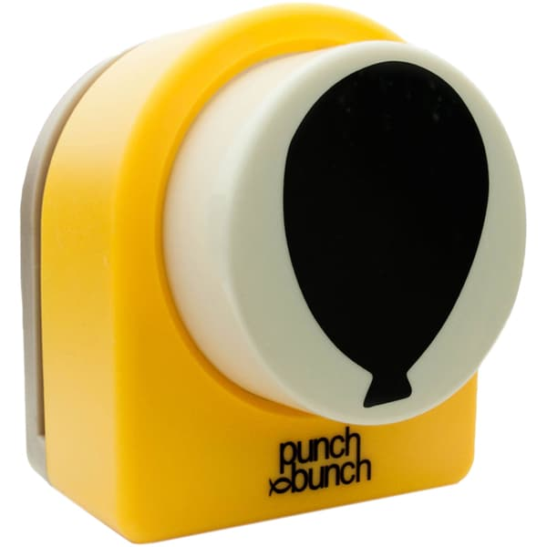 "Punch Punch Mega Punch Approx. 2.125""-Balloon 25577707"
