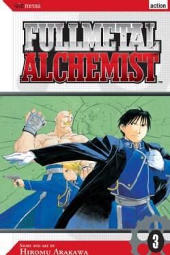 Fullmetal Alchemist 3 (Paperback)