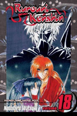 Rurouni Kenshin 18: Do You Still Bear the Scar? (Paperback)