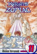 Knights of the Zodiac 11: Saint Seiya (Paperback)