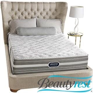 Beautyrest Recharge World Class Sea Glen Extra Firm California King-size Mattress Set