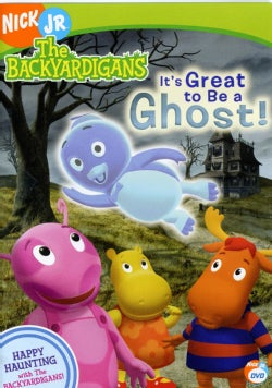 Backyardigans: It's Great To Be A Ghost (DVD)