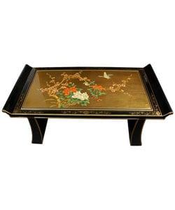 Gold Shinto Bench (China)