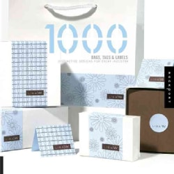 1,000 Bags, Tags, And Labels: Distinctive Designs For Every Industry (Paperback)