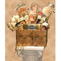 Classic Globe Medium Gift Basket