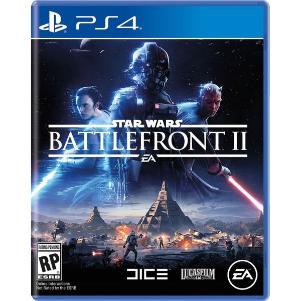 Electronic Arts Star Wars Battlefront II (PS4) 25666552