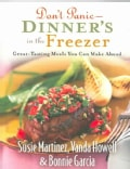 Don't Panic-dinner's in the Freezer: Great-tasting Meals You Can Make Ahead (Paperback)