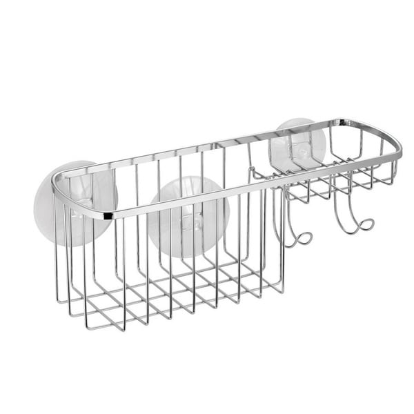 Interdesign Suction Shower Basket 25674429