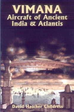 Vimana Aircraft of Ancient India and Atlantis (Paperback)