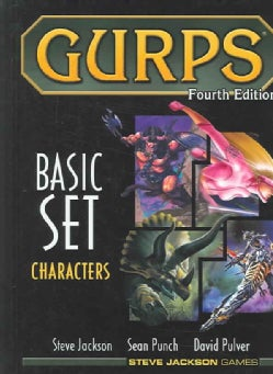 Gurps Basic Set: Characters (Hardcover)