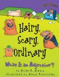 Hairy, Scary, Ordinary: What Is an Adjective? (Paperback)