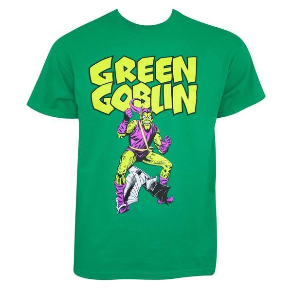 Spiderman Green Goblin Tee Shirt 25692558