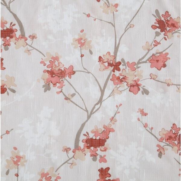 Cherry blossom curtains 2