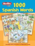 1,000 Spanish Words (Paperback)