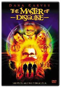 Master of Disguise (DVD)