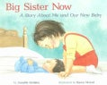 Big Sister Now: A Story About Me And Our New Baby (Paperback)