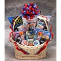Coke Snack Works Large Gift Basket