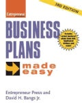 Business Plans Made Easy (Paperback)