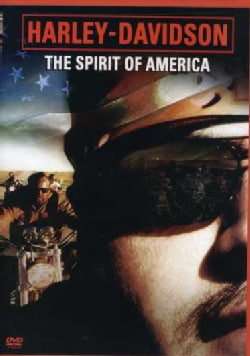 Harley-Davidson: The Spirit of America (DVD)