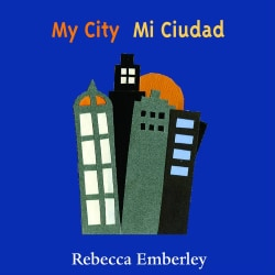 My City/mi Ciudad (Board book)
