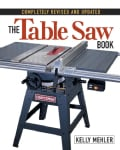 The Table Saw Book (Paperback)