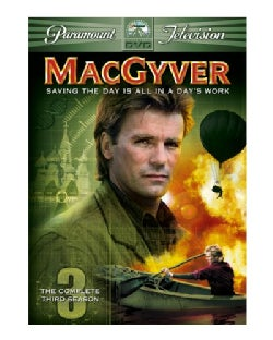 MacGyver: The Complete Third Season (DVD)