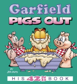 Garfield Pigs Out (Paperback)