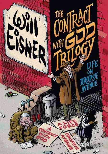 The Contract With God Trilogy: Life on Dropsie Avenue (Hardcover)
