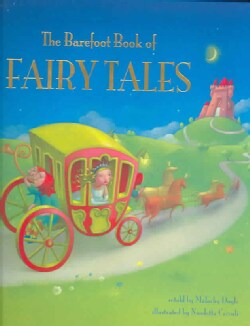 The Barefoot Book of Fairy Tales (Hardcover)
