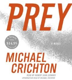 Prey (CD-Audio)
