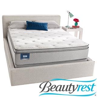 Simmons BeautySleep Titus Pillow Top Full-size Mattress Set