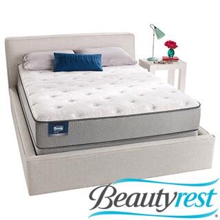 Simmons BeautySleep Stapleton Plush King-size Mattress Set