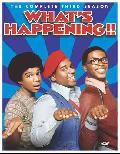What's Happening: The Complete Third Season (DVD)