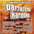 Party Tyme Karaoke - Country Classics 2