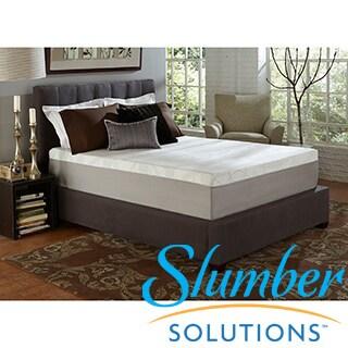 Slumber Solutions Choose Your Comfort 14-inch Queen-size Memory Foam Mattress