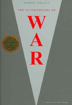 The 33 Strategies of War (Hardcover)