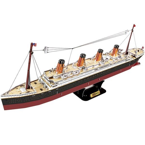 Titanic 186-piece 3D Puzzle 25896513