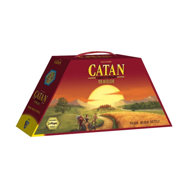 Catan: Traveler Compact Edition 25896653