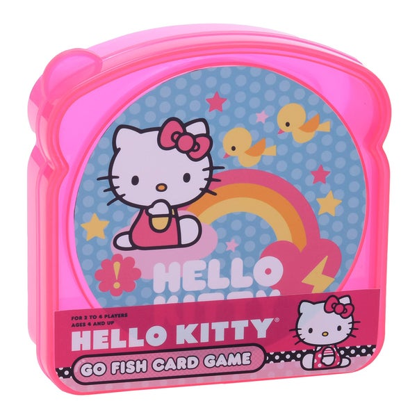 Hello Kitty Go Fish Card Game 25896955
