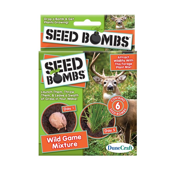 Seed Bombs - Wild Game Mixture 25897035