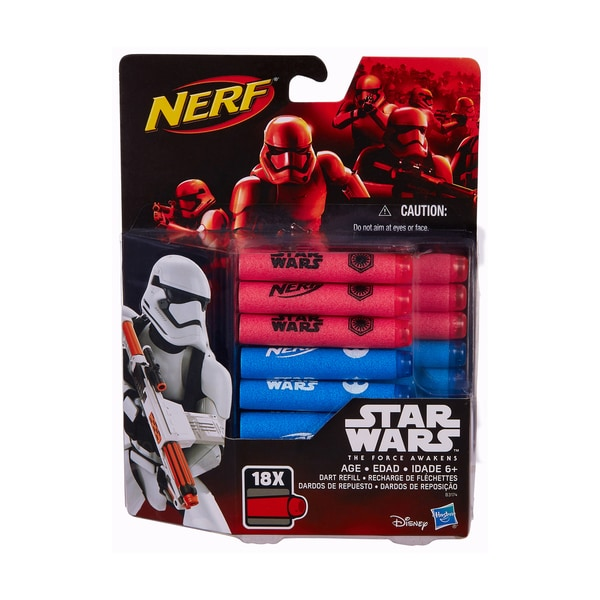 Star Wars: The Force Awakens - Nerf Dart Refill Pack 25897073