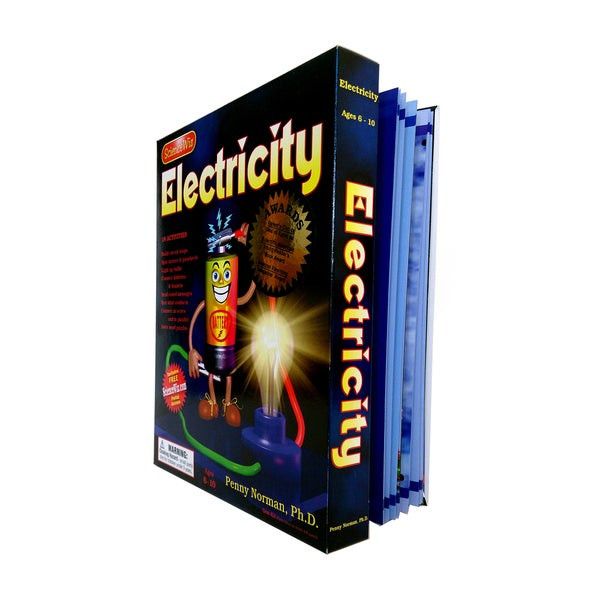 ScienceWiz Electricity Kit 25897267