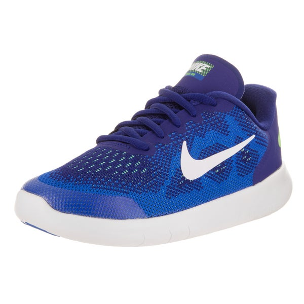 Nike Kids Free Rn 2017 (PS) Running Shoe 25900986