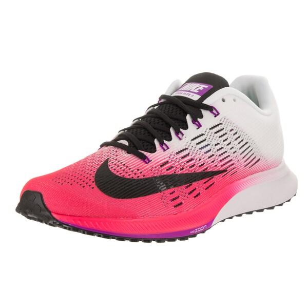 Nike Women's Air Zoom Elite 9 Pink Running Shoe 25901064