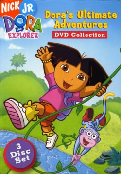 Dora The Explorer: Dora's Ultimate Adventures DVD Collection (DVD)