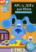 Blue's Clues: ABC's, 123's And More DVD Collection (DVD)