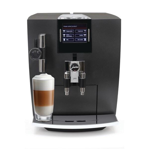 Jura J80 Impressa Automatic Coffee Center (Refurbished) 25925759