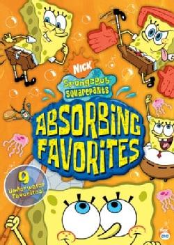 Spongebob Squarepants: Absorbing Favorites (DVD)