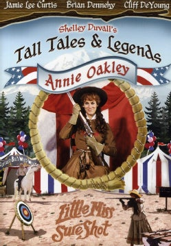 Tall Tales & Legends: Annie Oakley (DVD)